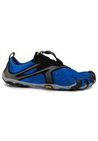 Niebieskie buty do biegania Vibram Fivefingers z cholewką, Vibram FiveFingers