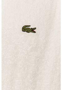 Lacoste - Szlafrok. Kolor: biały