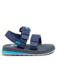 Niebieskie sandały Quiksilver