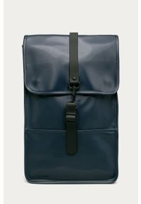 Niebieski plecak Rains