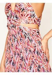 Guess Sukienka letnia Emma W0GK0Y WA4K0 Kolorowy Regular Fit. Wzór: kolorowy. Sezon: lato