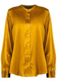 Złota koszula Luisa Spagnoli