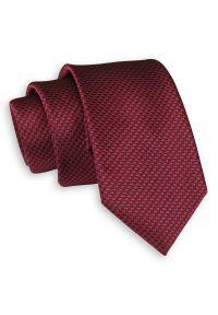 Czerwony krawat Chattier elegancki