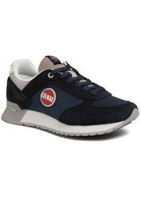 Colmar Sneakersy Travis Colors 017 Granatowy. Kolor: niebieski