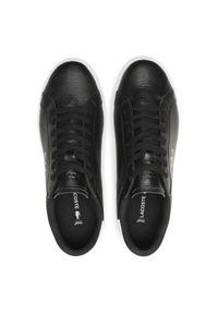 Lacoste Sneakersy Powercourt 0721 2 Sma 7-41SMA0028312 Czarny. Kolor: czarny