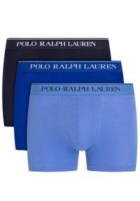 Niebieskie bokserki Polo Ralph Lauren