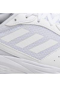 Białe buty do biegania Adidas