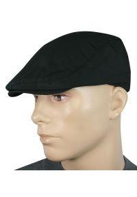Czarna czapka Pako Jeans na zimę