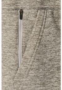 Szara bluza rozpinana Nike na co dzień, casualowa, z kapturem #5
