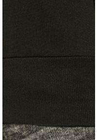 Czarna bluza Haily's na co dzień, casualowa