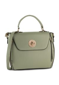 Zielona torebka klasyczna Jenny Fairy klasyczna
