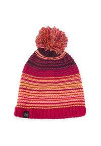 Buff - Czapka BUFF - Kinitted & Polar Hat Neper 113586.559.10.00 Bright Pink. Kolor: różowy. Materiał: materiał, akryl