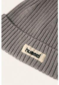 Szara czapka Hummel