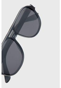 Pepe Jeans - Okulary przeciwsłoneczne. Kolor: niebieski