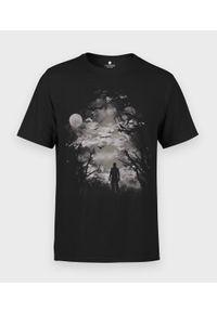 MegaKoszulki - Koszulka męska Man In The Forest. Materiał: bawełna