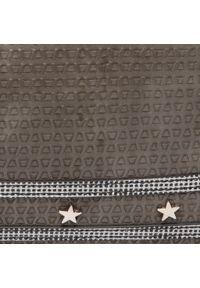 Monnari - Torebka MONNARI - BAG7860-019 Grey 1. Kolor: szary. Materiał: skórzane. Rodzaj torebki: na ramię