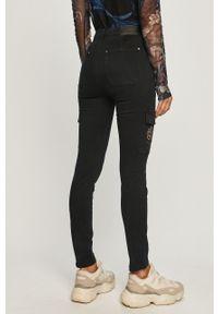 Niebieskie jeansy Desigual