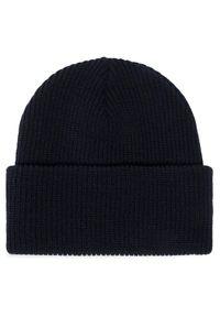 Niebieska czapka zimowa Etnies