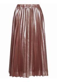 Brązowa spódnica Pennyblack