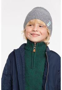 Wiosenna bawełniana czapka PaMaMi - Czerwony. Kolor: czerwony. Materiał: bawełna, elastan. Sezon: wiosna