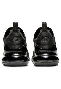 Buty męskie Nike Air Max 270 AH8050. Okazja: na co dzień. Materiał: materiał, tkanina, guma, syntetyk. Szerokość cholewki: normalna. Model: Nike Air Max
