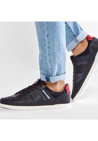 Jack & Jones - Jack&Jones Sneakersy Jfwbyson Pu Sport 12181822 Granatowy. Kolor: niebieski. Styl: sportowy #6