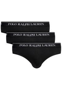 Czarne slipy Polo Ralph Lauren