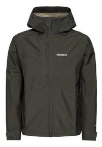 Czarna kurtka turystyczna Marmot #5