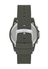 Armani Exchange - Zegarek AX1346. Kolor: zielony