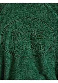 Zielony szlafrok Lacoste