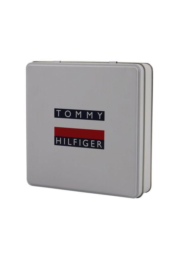 Białe body TOMMY HILFIGER