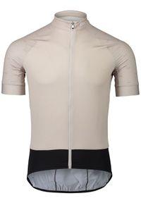 POC Koszulka rowerowa Essential Road Sandstone