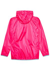Playshoes Kurtka przeciwdeszczowa 408700 M Różowy Regular Fit. Kolor: różowy
