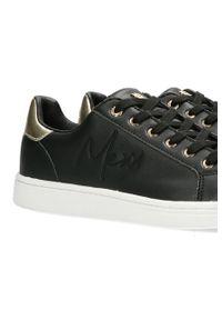 MEXX - Mexx - Buty Glib. Nosek buta: okrągły. Zapięcie: sznurówki. Kolor: czarny. Materiał: guma