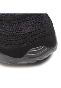 Kappa - Sneakersy KAPPA - Squince 242842 Black 1111. Okazja: na co dzień. Kolor: czarny. Materiał: skóra ekologiczna, materiał. Szerokość cholewki: normalna. Styl: casual