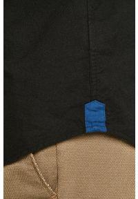 Czarna koszula Calvin Klein Jeans długa, klasyczna