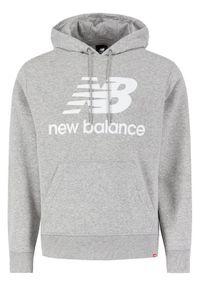 Szara bluza New Balance