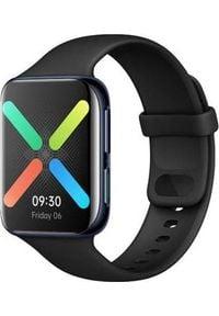 OPPO - Smartwatch Oppo Watch 46mm NFC Czarny (OW19W8). Rodzaj zegarka: smartwatch. Kolor: czarny