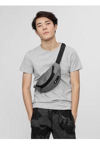 4f - T-shirt męski (2-pack). Kolor: wielokolorowy. Materiał: dzianina, bawełna