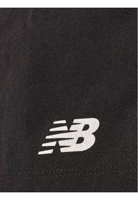 Czarne spodenki sportowe New Balance
