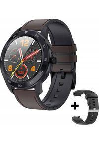 Smartwatch Bakeeley DT98 HD Brązowy. Rodzaj zegarka: smartwatch. Kolor: brązowy