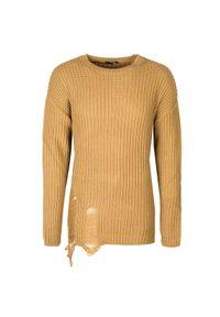 Sweter Xagon Man długi, z długim rękawem