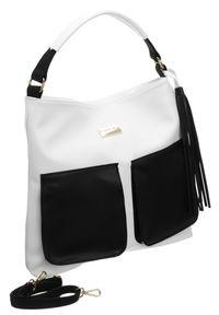 Biała torebka Badura klasyczna