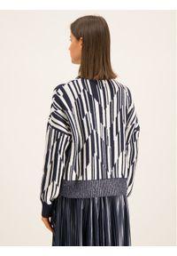 Niebieski sweter klasyczny Sportmax Code