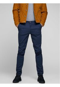 Niebieskie spodnie Jack & Jones