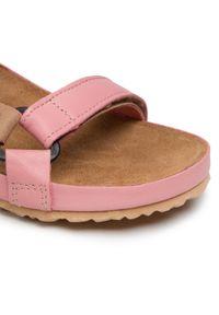 Różowe sandały Nik