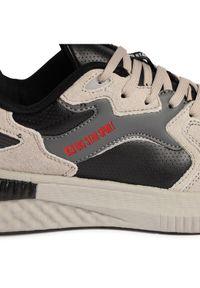 Big-Star - BIG STAR Sneakersy GG174464 Szary. Kolor: szary