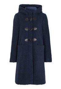 Niebieski płaszcz Cellbes elegancki