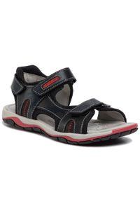 Czarne sandały Lasocki Young na lato