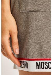 Szara piżama Moschino Underwear